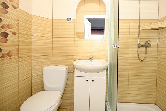 Łazienka w pokoju nr9