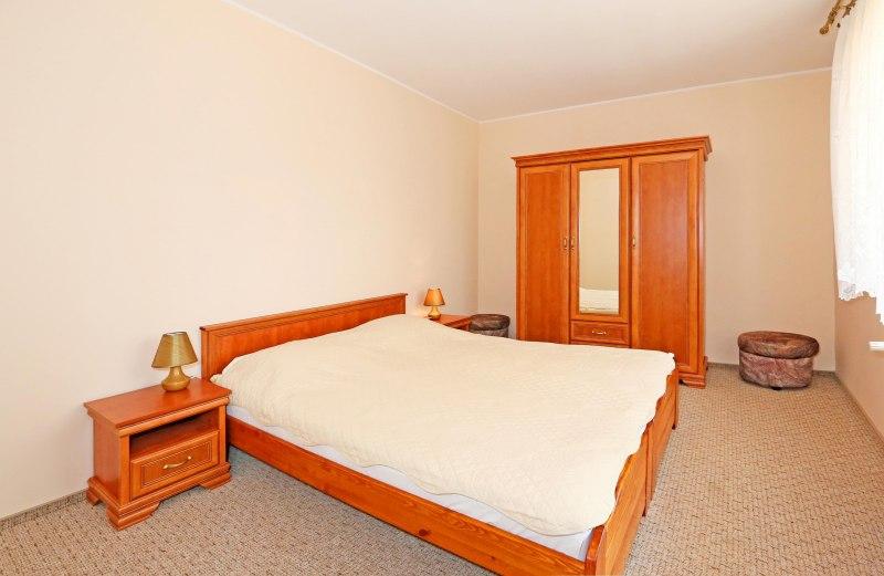 Sypialnia - apartament 5 osobowy