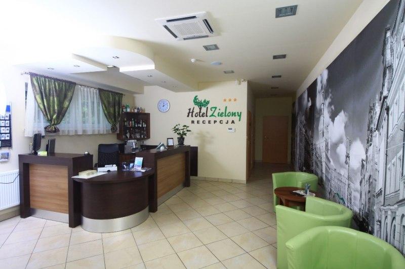 Hotel Zielony