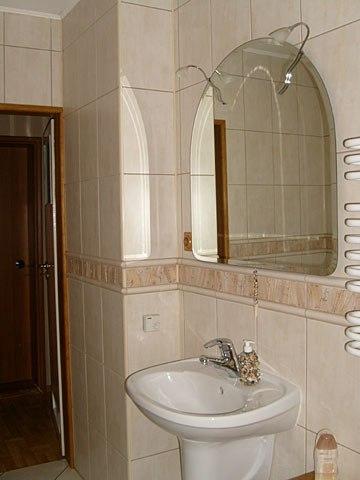 łazienka apartament
