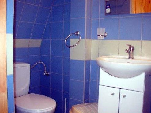 łazienka w pokoju 10B