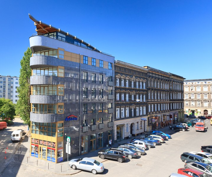 City aparthotel szczecin ul andrzeja ma kowskiego 30 for Appart hotel 86
