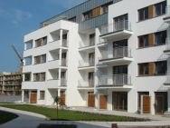 widok fasade budynku