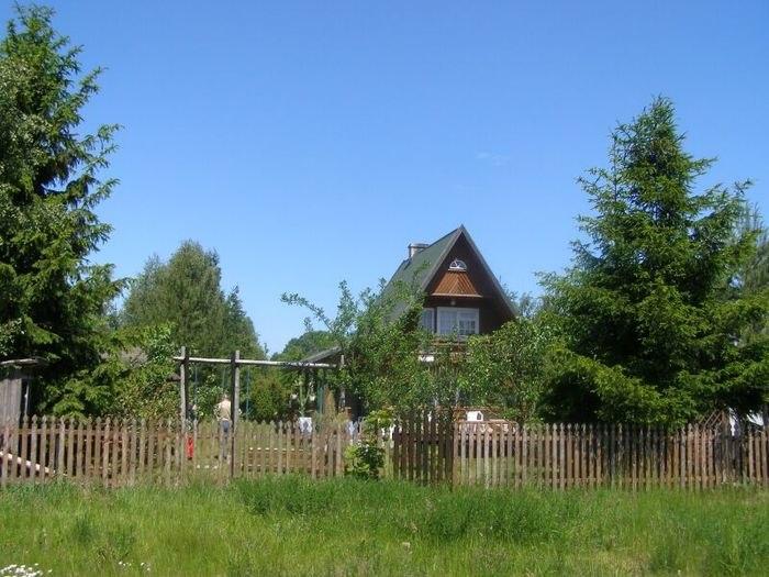 Domek letniskowy w Trelkówku