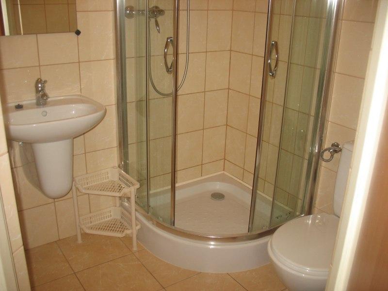 Łazienka w Maczku