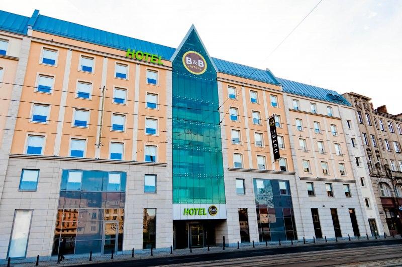 Hotel b b wroc aw ul ks piotra skargi 24 28 hotele for Hotels wroclaw