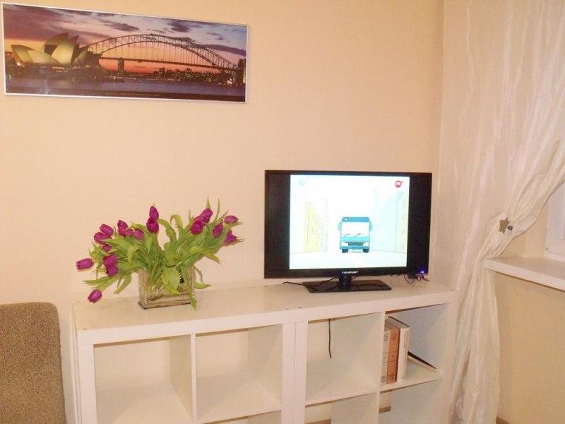 TV, wifi w każdym apartamencie