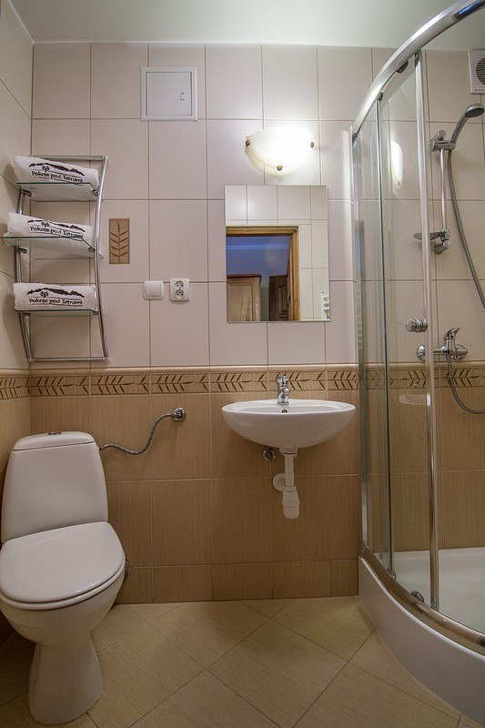 pokój łazienka