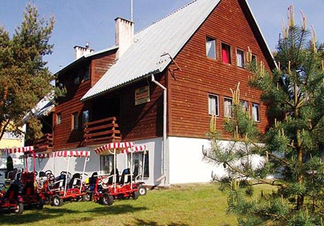 Chorwacja domki letniskowe do wynajęcia nad morzem rozewie cennik