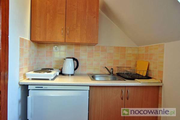Apartament - aneks kuchenny