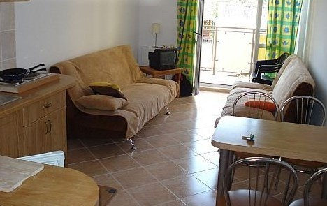 Apartament 1-pokojowy