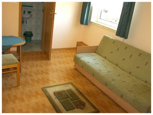 Pokoje gościnne Marzenka