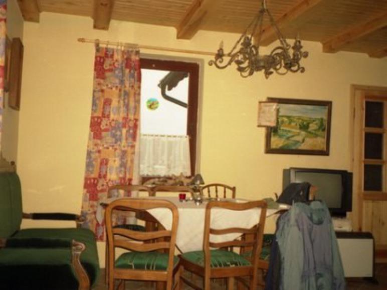 Domek w Borach Tucholskich