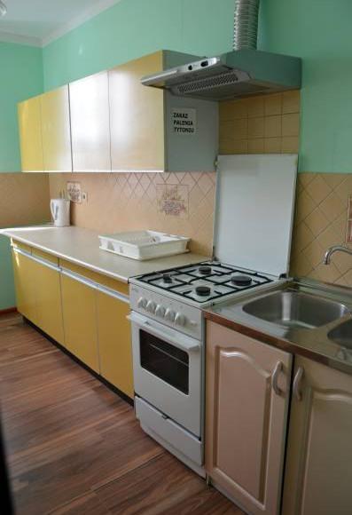 Mieszkanie - kuchnia wyposażona