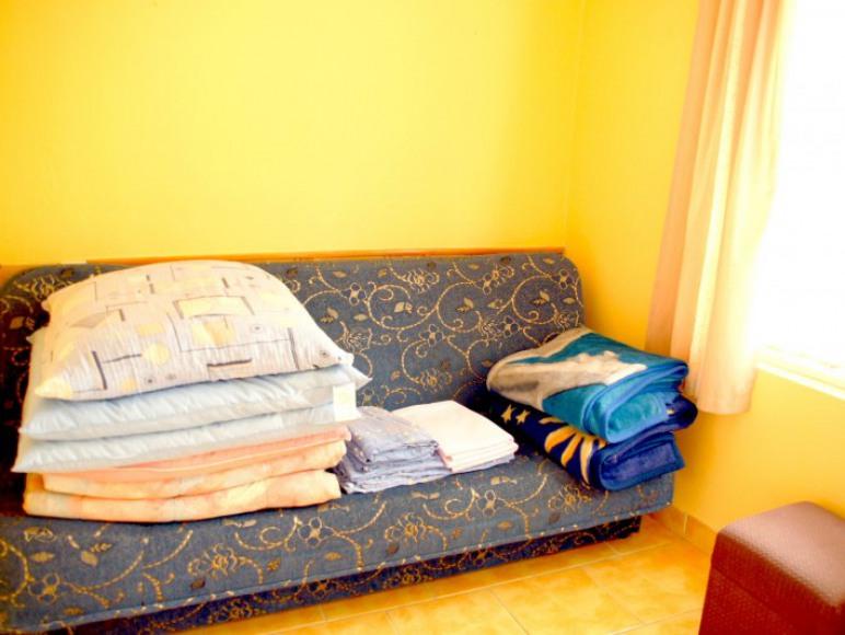 domek murowany pokój 2