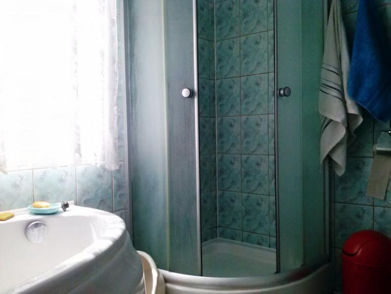 łazienka prysznic + wanna