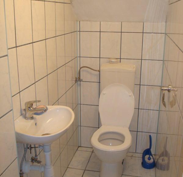 Dodatkowy WC - Extra toilet