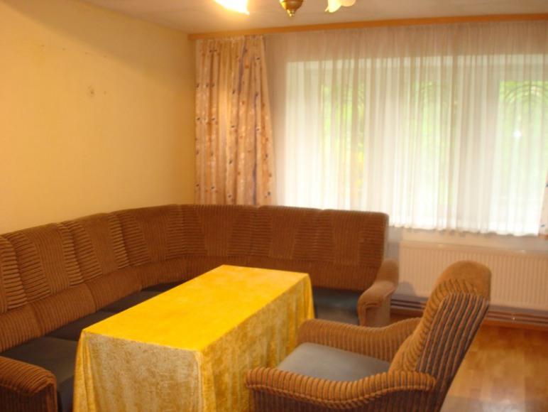 Salon z rozkładana wersalką - Living room with sofa (sleeps 2)