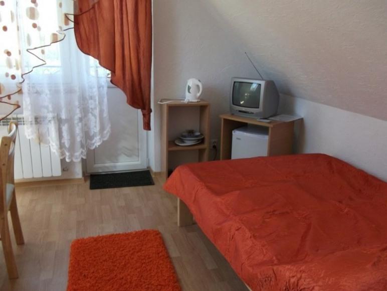 pokoj studio 2 pomieszczenie