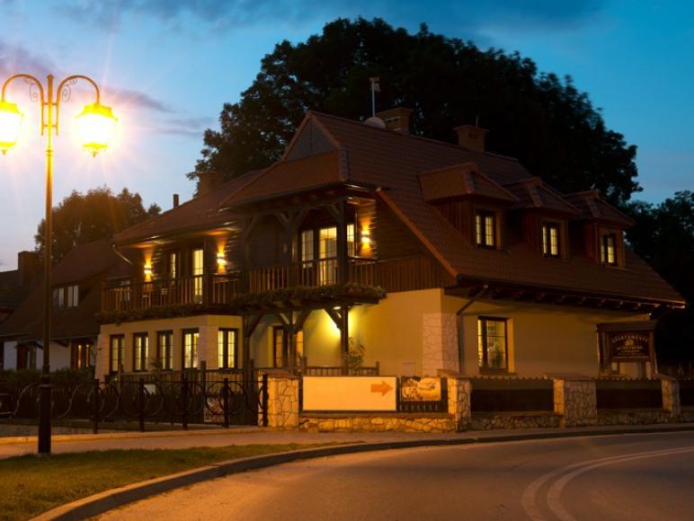 Apartamenty nocą