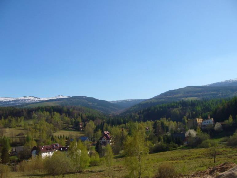 Wiosna w Domu nad Doliną