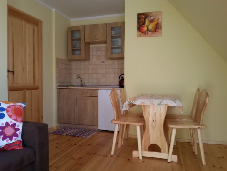 Apartament Gruszkowy