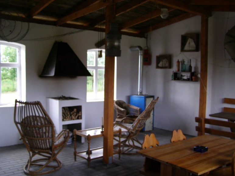 grillownia -miejsce na ognisko i biesiady