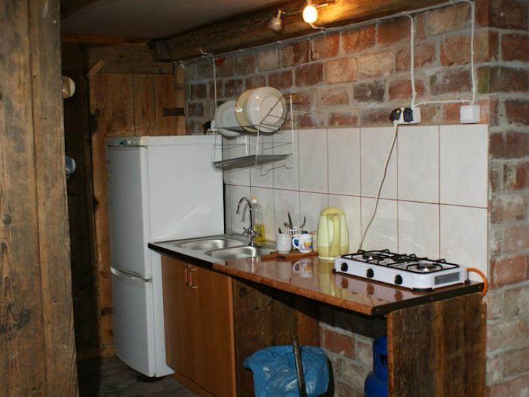 Aneks kuchenny - I piętro
