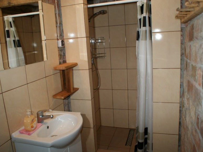 Łazienka z WC - I piętro
