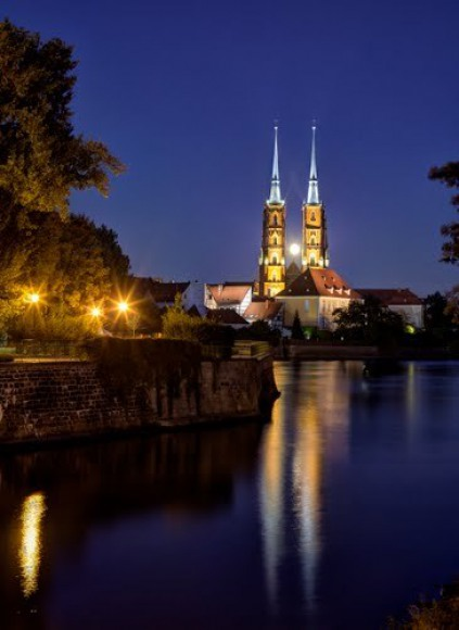 Ostrów Tumski, Katedra