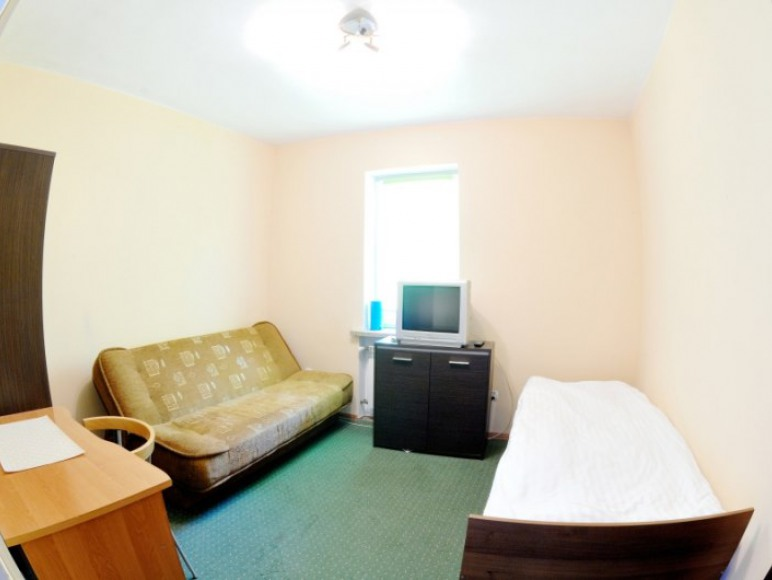 mały pokoj