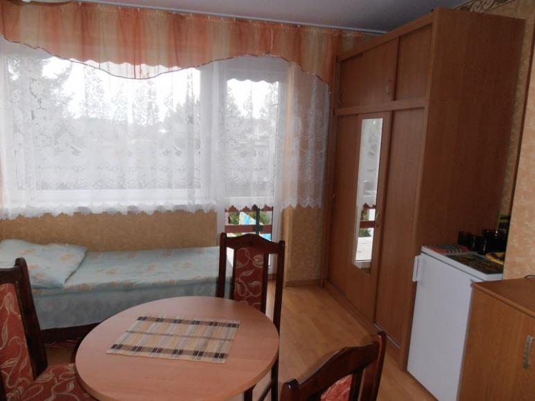 Pokoje z łazienkami Wioletta, Wi-Fi