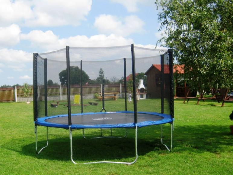 Duża trampolina.
