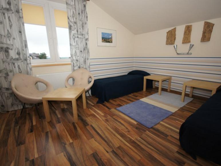 Studio rodzinne na II piętrze