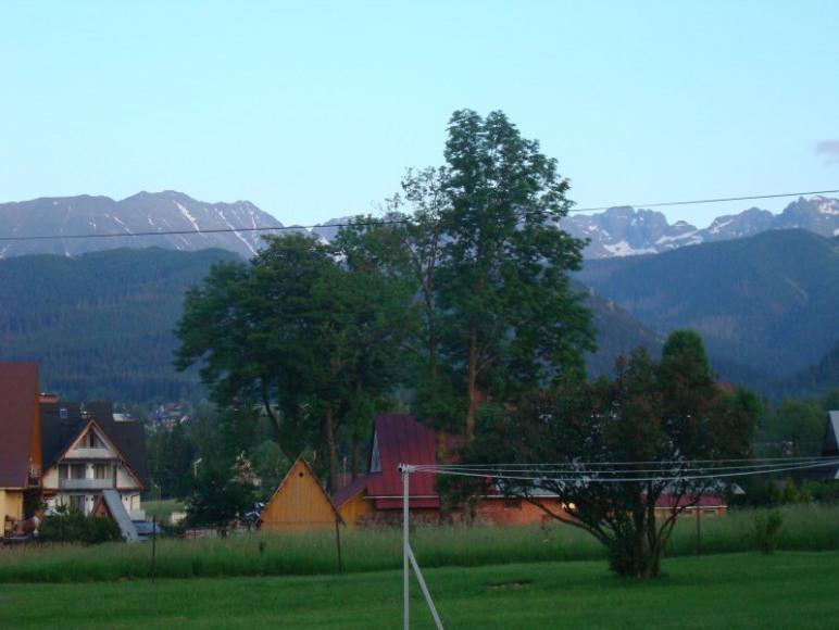 widok z naszych okien