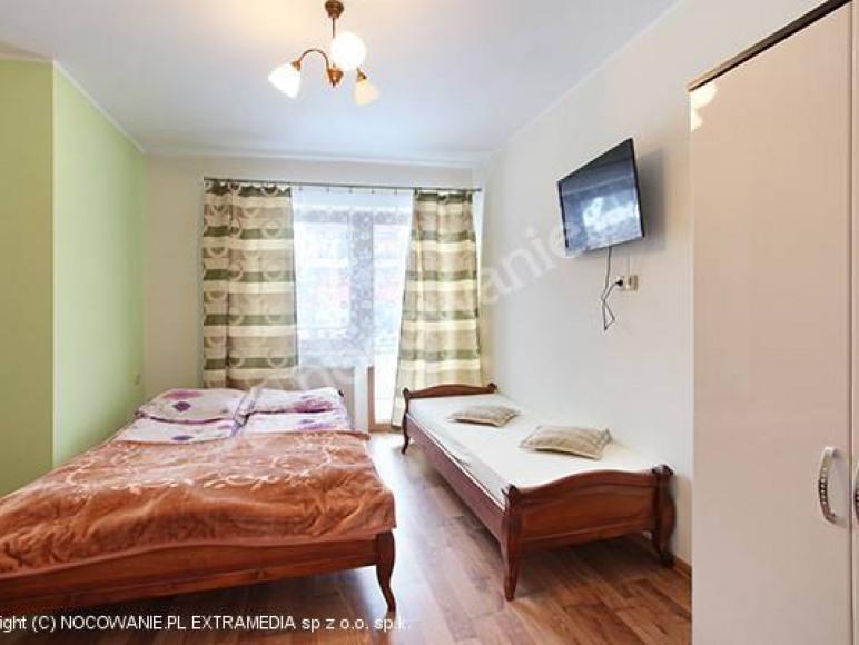 Pokój 2 lub 3 osobowy