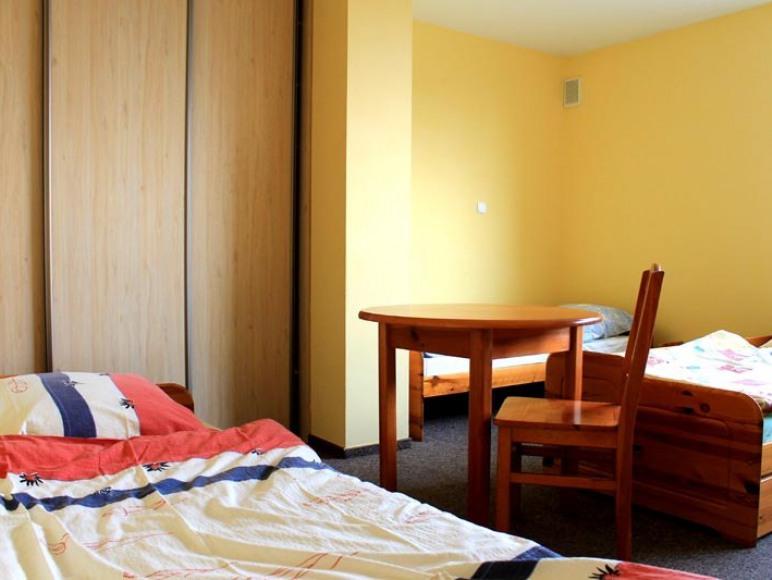 HOTELIK SPORTOWY na HALI SŁONECZNEJ