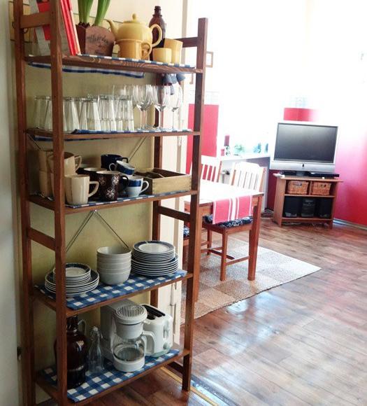 Mieszkanie dla wczasowiczów