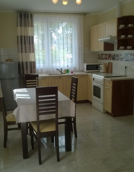 Apartament lux kuchnia