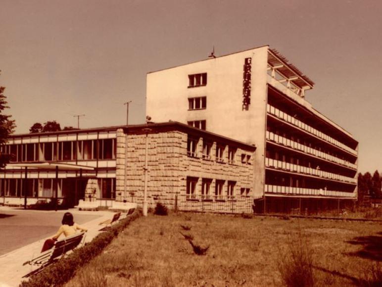"Sanatorium ""Gracja"""