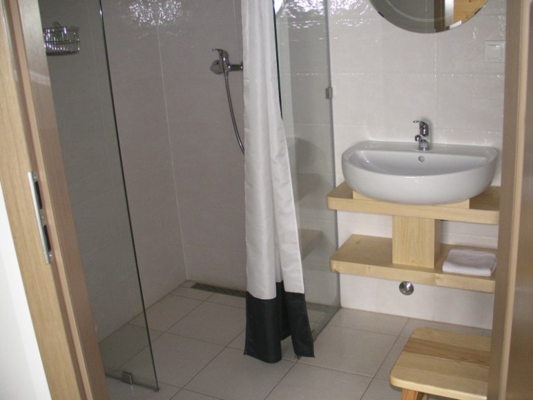 Łazienki w każdym pokoju