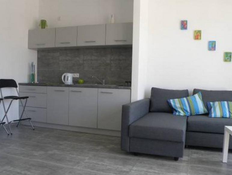 Atrakcyjny apartament w Świnoujściu