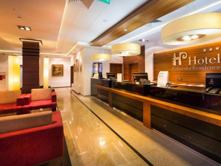 Hotel Puławska Residence***