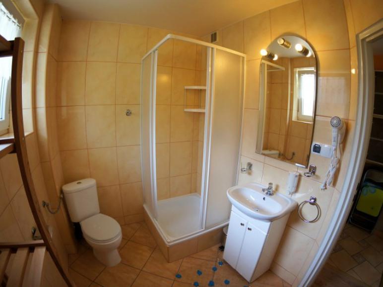 łazienka - I piętro
