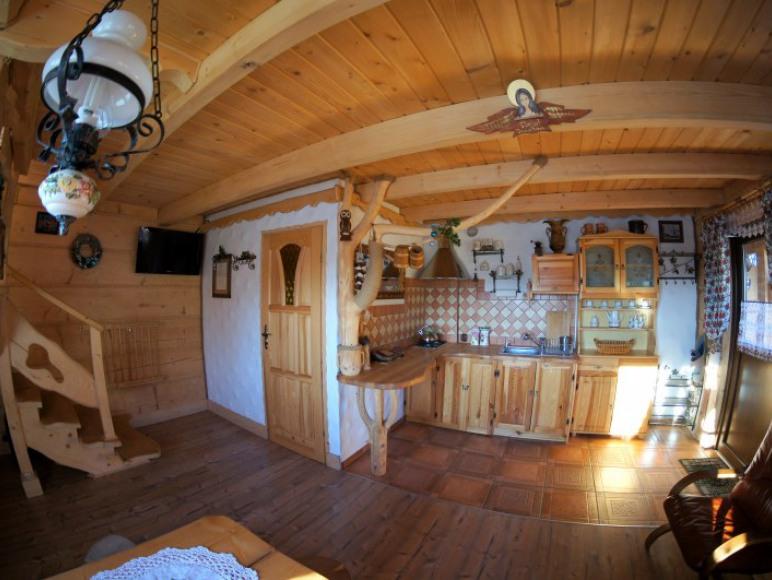 kuchnia - domek