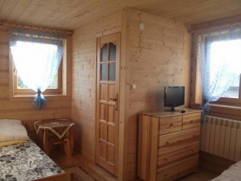 Pokoje u Bafiów