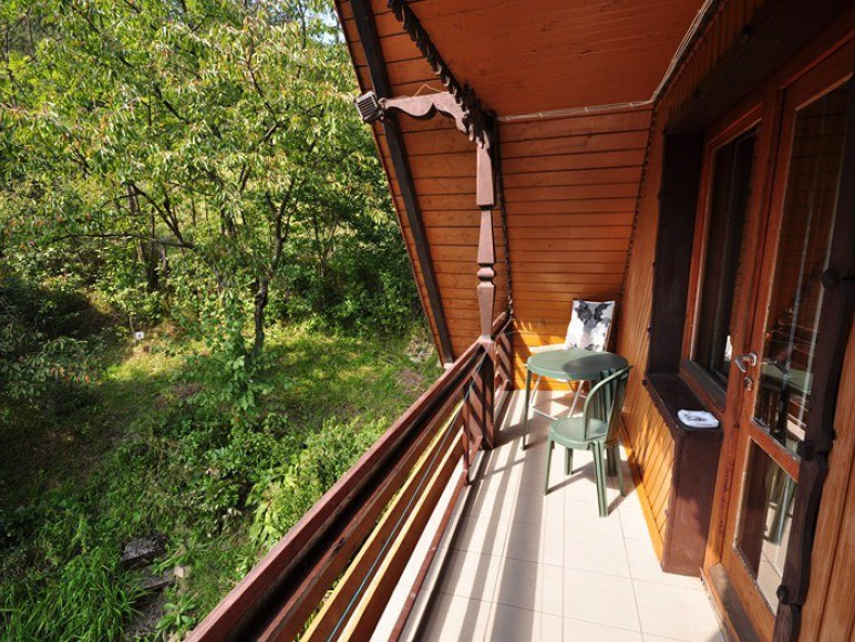 Pokój nr 3 - balkon