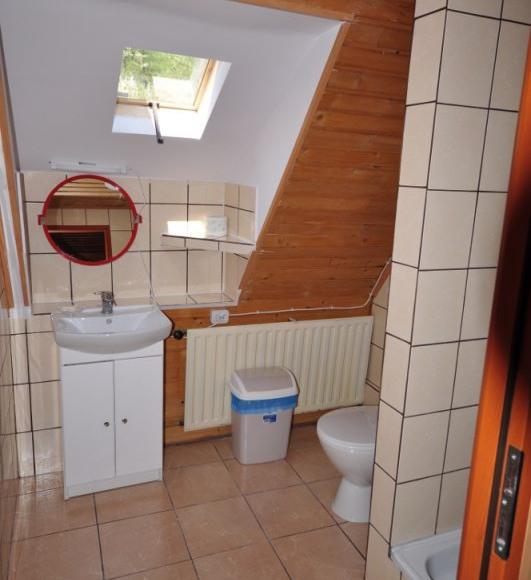 Pokój nr 5 - łazienka