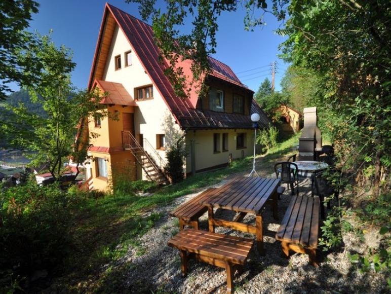 Pensjonat Porębówka w Szczawnicy