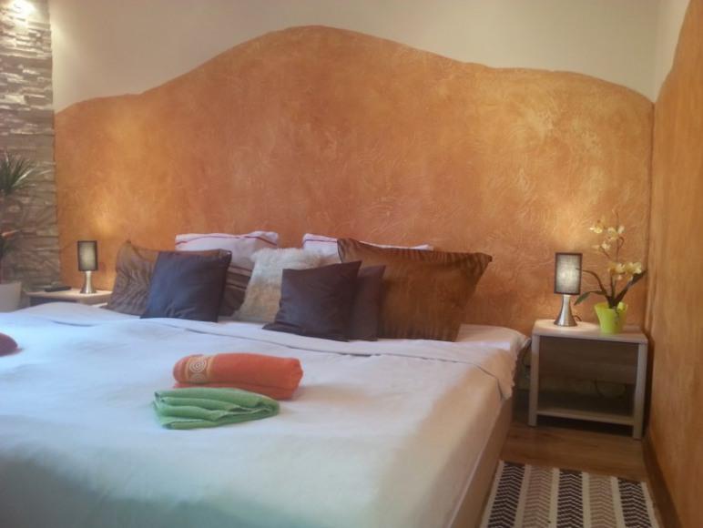 sypialnia łóżko 240x200
